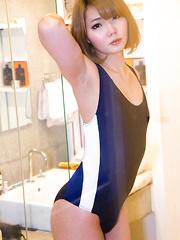 Sweetie in a Swimsuit Yume Masuda