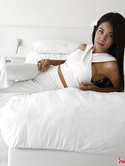 Thai ladyboy fucks and sucks white tourist cock